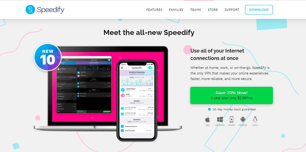 Website Speedify