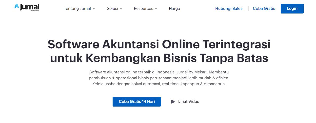 aplikasi akuntansi jurnal by mekari