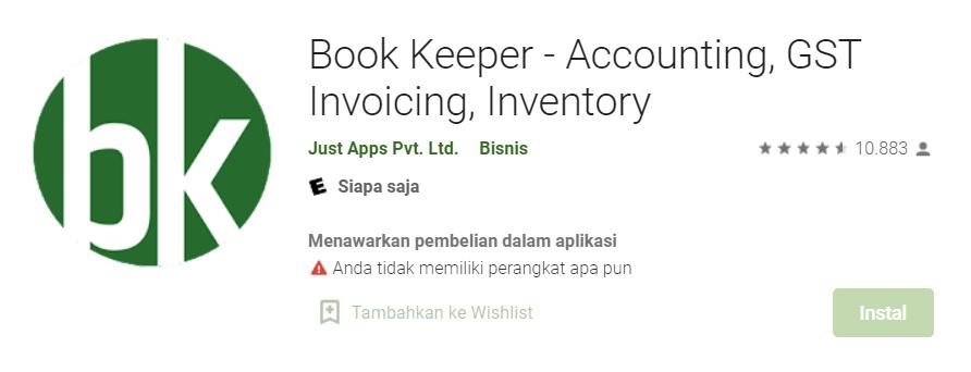 book keeper aplikasi akuntansi